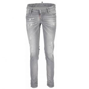 DSQUARED2 JENNIFER JEAN S75LA0946-S30260-852-GREY