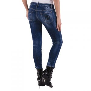 DSQUARED2 JENNIFER CROPPED JEAN S72LB0117 S30342 470