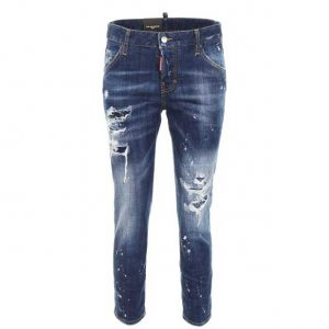 DSQUARED2 COOL GIRL CROPPED JEAN S75LB0036 S30342 470
