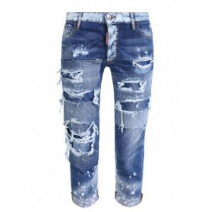 DSQUARED2 GLAM HEAD JEAN S72LA0957 S30342 470