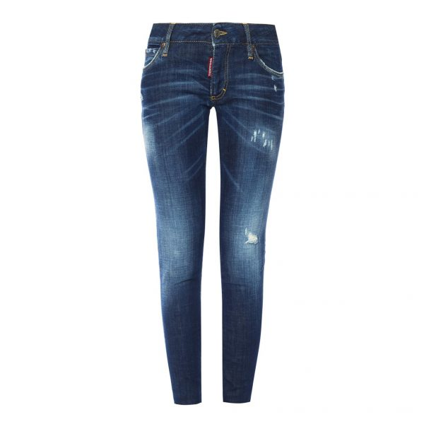 DSQUARED2 MEDIUM WAIST SKINNY JEAN S72LB0053 S30342 470