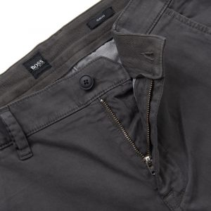 BOSS SCHINO-SLIM D TROUSERS 50379152-012-DARK GREY