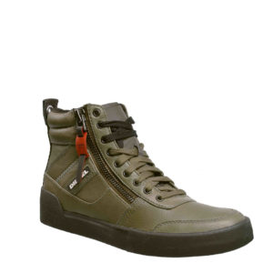 DIESEL S-DVELOWS SNEAKERS Y01988 PR013 T7434-OLIVE NIGHT
