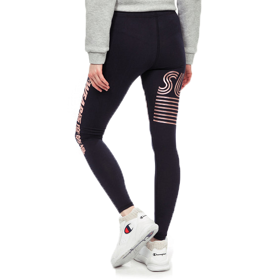 SUPERDRY ELASTIC LEGGINGS GS3106TU-24S- DARK NAVY