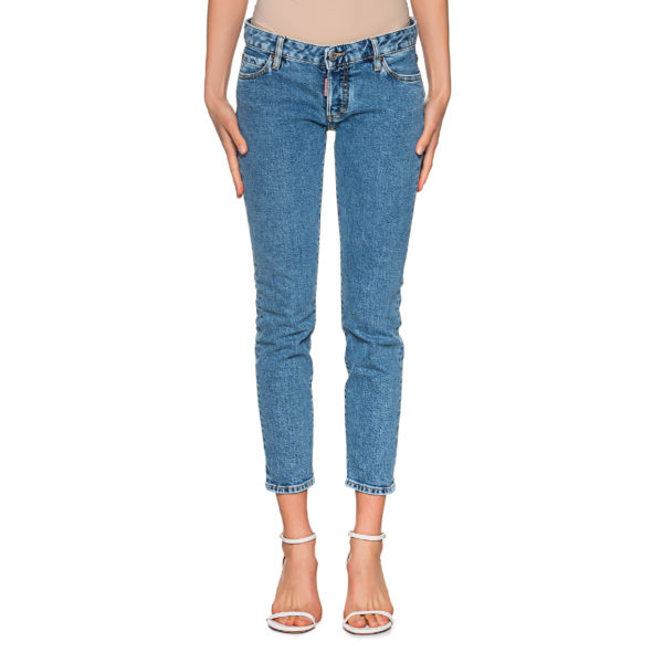 DSQUARED2 JENNIFER CROPPED JEAN S75LB0185 S30667 470