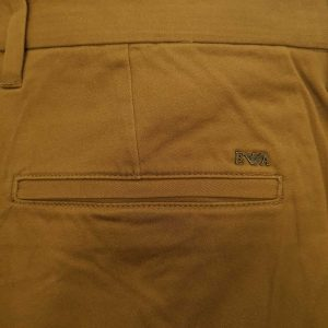 EMPORIO ARMANI CHINOS PANTS 6G1P15 1NVEZ-0411 BROWN