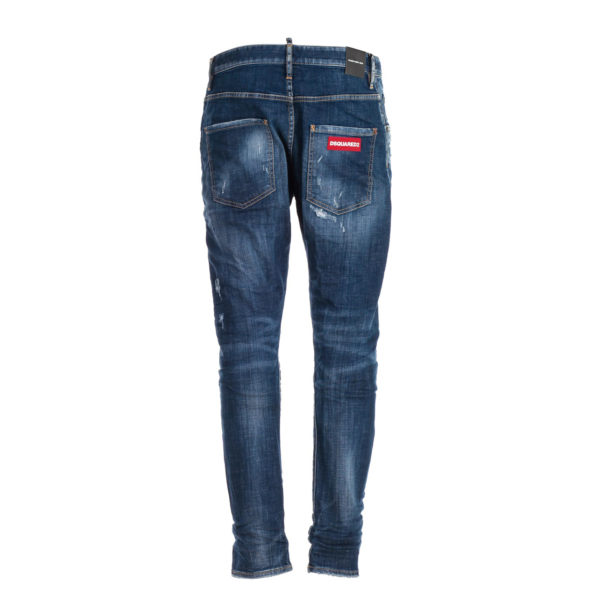 CLASSIC KENNY JEAN DSQUARED2 S71LB0633S30342-470
