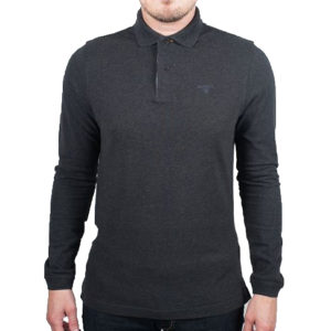 BARBOUR POLO SHIRT MML0705GY73 GREY