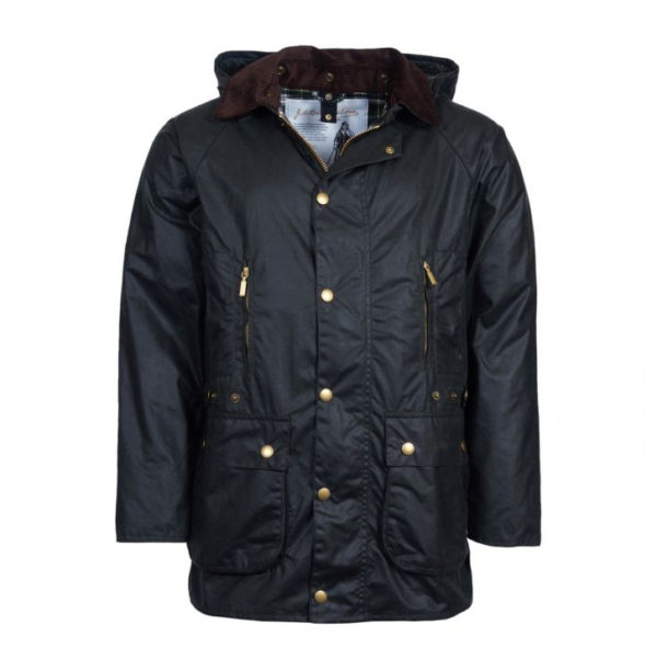 BARBOUR BEAUFORT WAXED JACKET MWX1554SG91 SAGE