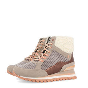 GIOSEPPO BECH WOMAN SNEAKERS 56773-BEIGE