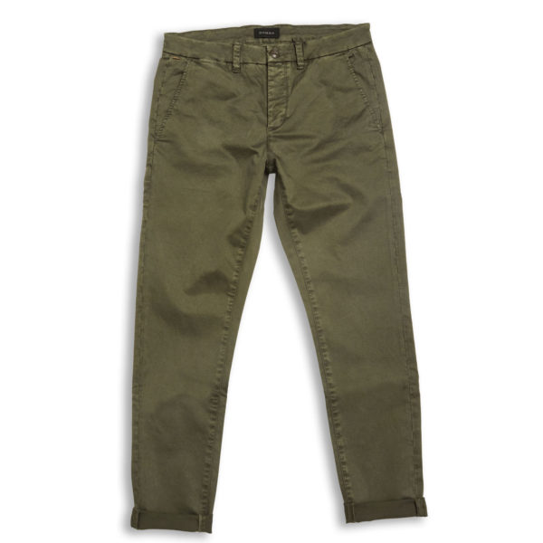 GABBA PAUL CHINO P4164-ARMY