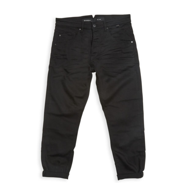 GABBA ALEX BLACK NIGHT JEANS P4359-BLACK