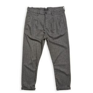 GABBA FIRENZE HERRING PANTS P4415-GREY COAL