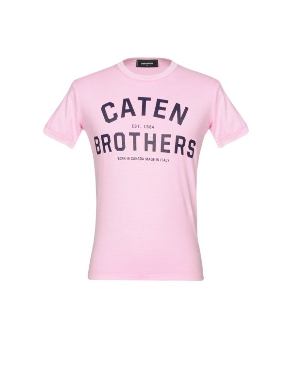 DSQUARED2 T-SHIRT S74GD0200 S20694 242-PINK