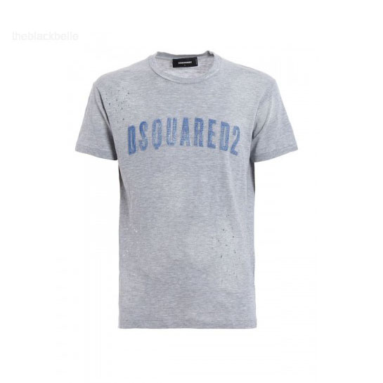 DSQUARED2 T-SHIRT S74GD0308 S22146 964-GREY