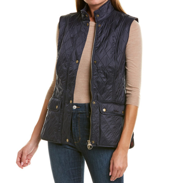 BARBOUR WRAY QUILTED GILET LGI0017NY71 NAVY