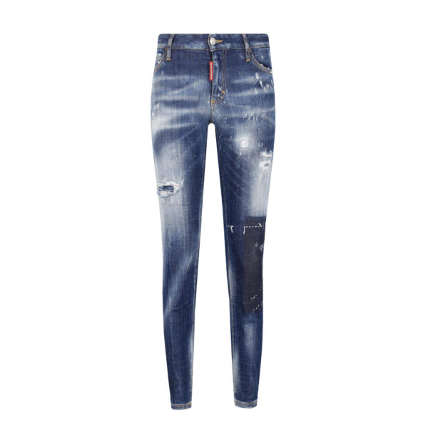 DSQUARED2 JEAN S72LB0109-S30342-470 BLUE