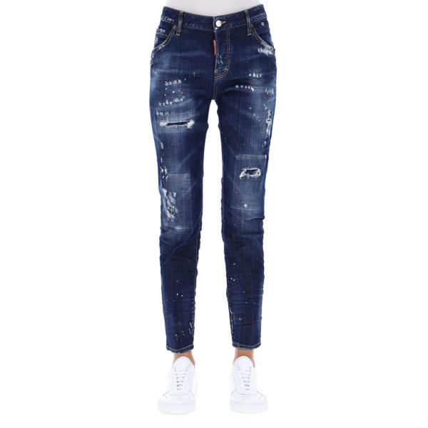 DSQUARED2 COOL GIRL JEAN S72LB0121 S30342 470 BLUE