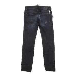 DSQUARED2 JEAN S75LA0522-S30400-900 BLACK