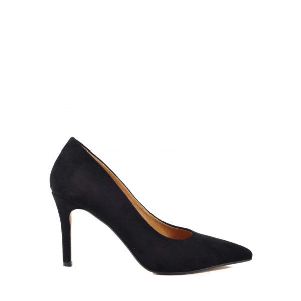 AZAREY HEEL PUMP 345C470 BLACK