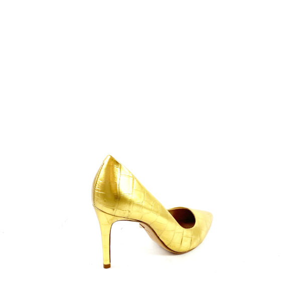 SCHUTZ PUMPS S017230005-0640U GOLDEN