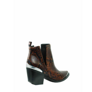 JEFFREY CAMPBELL BOOTS 0101002580 BROWN