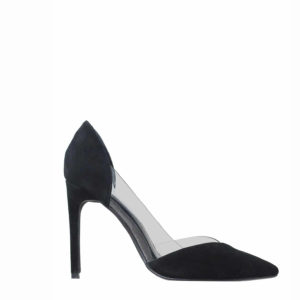 JEFFREY CAMPBELL SWIFTY SD STILETTO PUMPS 0101001762-BLACK