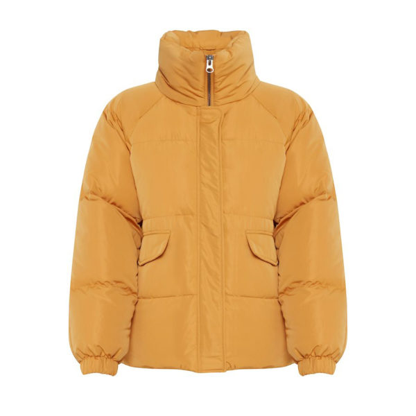 ICHI PUFFER 20109941-17030 YELLOW