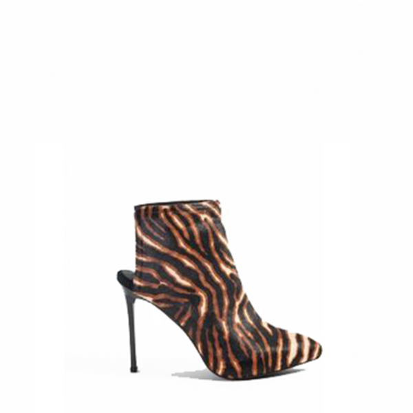 JEFFREY CAMPBELL BOOTS 0101002162 ANIMAL PRINT