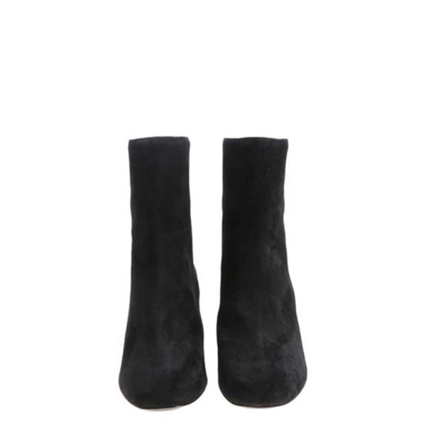 ASH SUEDE BOOTS 125776 BLACK