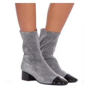 SCHUTZ SOCK BOOTS S204550006-0001U GREY