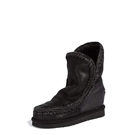 MOU ESKIMO INNER WEDGE SHORT BOOT-CBKG