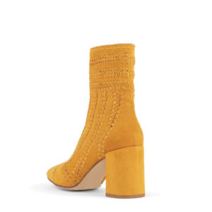 JEFFREY CAMPBELL GREATFUL BOOTS 0101002552 MUSTARD