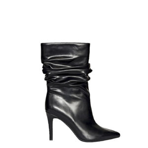 ECO LEATHER JEFFREY CAMPBELL BOOTS 0101002436 BLACK