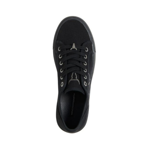 WINDSOR SMITH SHOES RUBY-BLACK