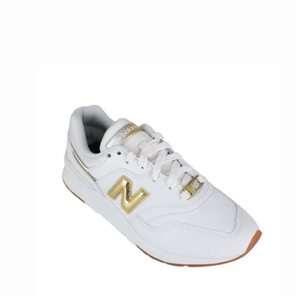 NEW BALANCE SNEAKERS CW997HAH-WHITE