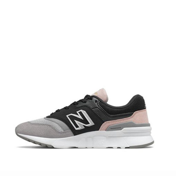 NEW BALANCE SNEAKERS CW997HAL-BLACK/GREY