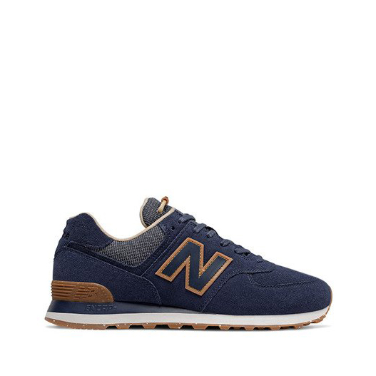 NEW BALANCE SNEAKERS ML574SOH-NAVY