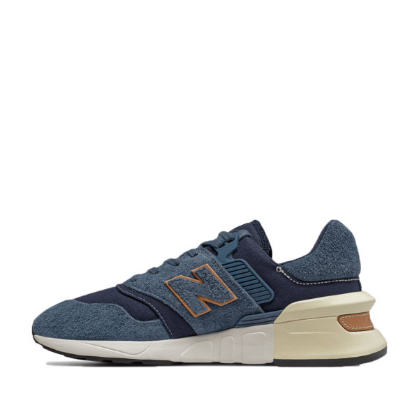 NEW BALANCE SNEAKERS MS997LOI-NAVY