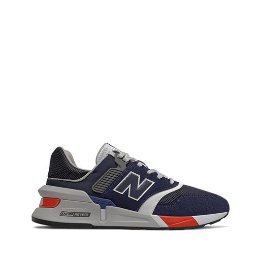 NEW BALANCE SNEAKERS MS997LOT-NAVY