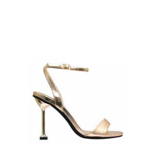 JEFFREY CAMPBELL ANGELIC SANDALS 0101002852 ROSE GOLD