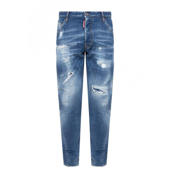DSQUARED2 JEAN S71LB0721-S30664-470 BLUE