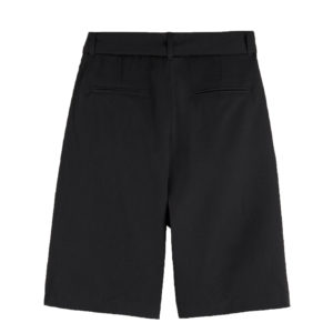 MAISON SCOTCH SHORTS 156408-0008 BLACK