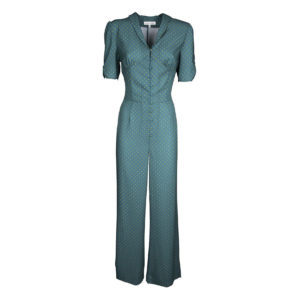 SILVIAN HEACH JUMPSUIT PGP20180TU-W3501 ANTIQUE