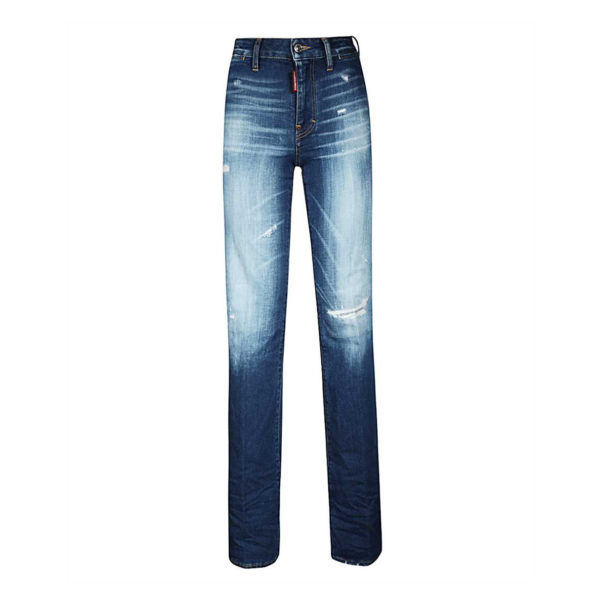 DSQUARED2 JEAN S75LB0314 S30663-470 BLUE