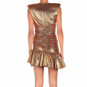 ANIYE BY WILLA DRESS 185084 ORANGE