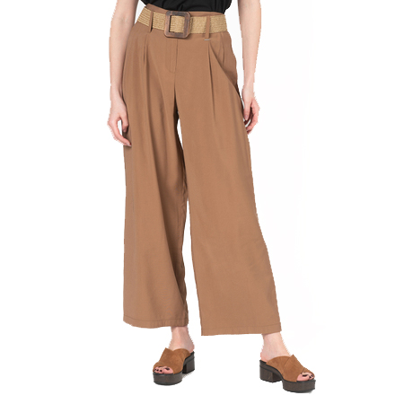 SILVIAN HEACH PANTS PGP20519PA-W3470 BROWN