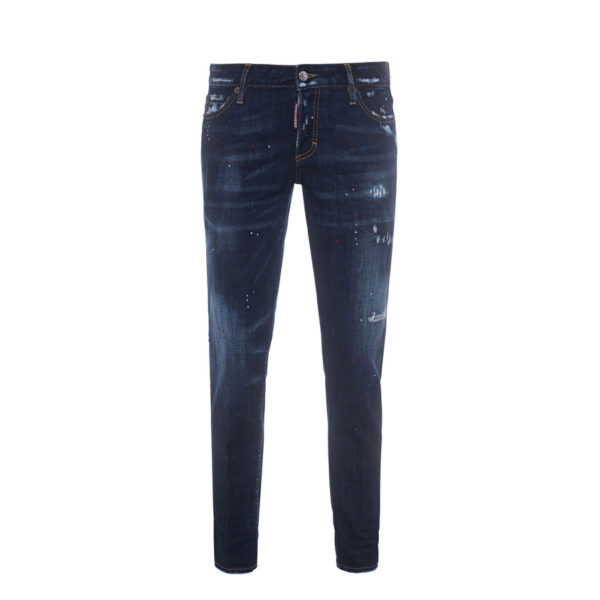 DSQUARED2 JEAN S75LB0268-S30664-470 BLUE