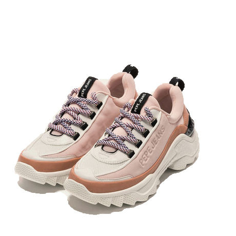 PEPE JEANS SNEAKERS PLS31002-108 LIGHT PEACH