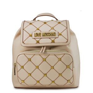 MOSCHINO LOVE BACKPACK JC4096PP1ALP0107 NATURAL